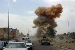 عبوة ناسفة تستهدف رتلا لوجستيا للقوات الأمريكية جنوب العراق