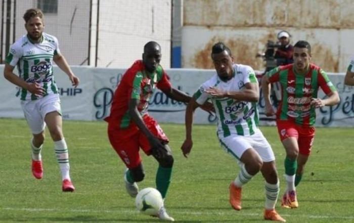 التعادل السلبي يخيم على مواجهة الملعب والاتحاد المنستيري بالدوري التونسي