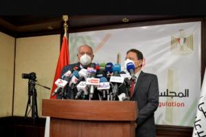 وزير الخارجية المصري يشارك في اجتماع المجلس الأعلى للإعلام