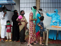 الهند تُسجل 120 وفاة و16577 إصابة جديدة بكورونا
