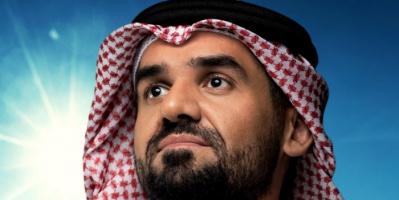حسين الجسمي يدعو للراحل مشاري البلام