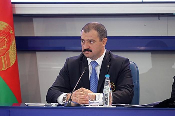 نجل الرئيس لوكاشينكو يتولى رئاسة اللجنة الأولمبية في بيلاروس