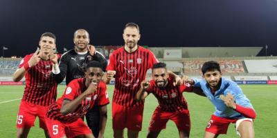 ثلاثية الجزيرة في مرمى الشارقة تمنحه صدارة الدوري الإماراتي