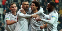 بيشكتاش يواصل مزاحمة جالطة سراي في صدارة الدوري التركي