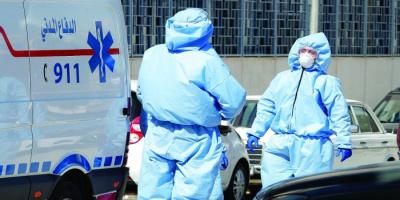 الأردن يُسجل 23 وفاة و3644 إصابة جديدة بكورونا