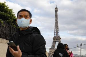 كورونا في فرنسا.. 25 ألف إصابة و286 وفاة