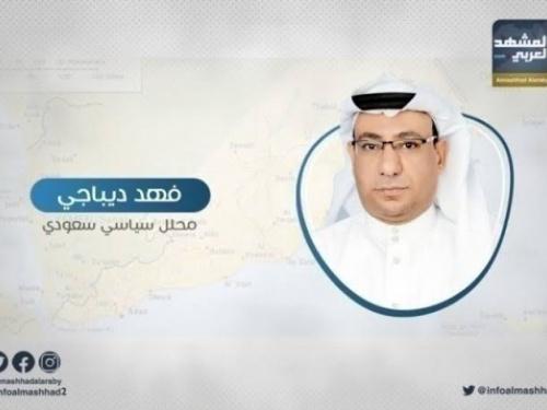 ديباجي: إيران تستميت في مأرب.. وحزب الإصلاح عينه على شبوة وعدن