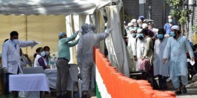 الهند تُسجل 113 وفاة و16488 إصابة جديدة بكورونا