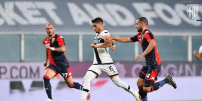 ثنائية جياسي تنقذ سبيزيا من الهزيمة بتعادل ثمين مع بارما في الدوري الإيطالي