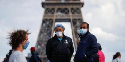 فرنسا تُسجل 186 وفاة و23996 إصابة جديدة بكورونا