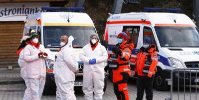 بولندا تُسجل 303 وفاة و12100 إصابة جديدة بكورونا