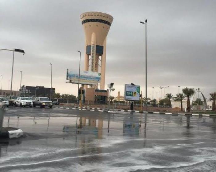 حالة طقس اليوم الأحد على السعودية