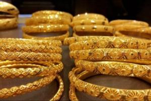 انخفاض أسعار الذهب في الأسواق اليمنية اليوم الأحد