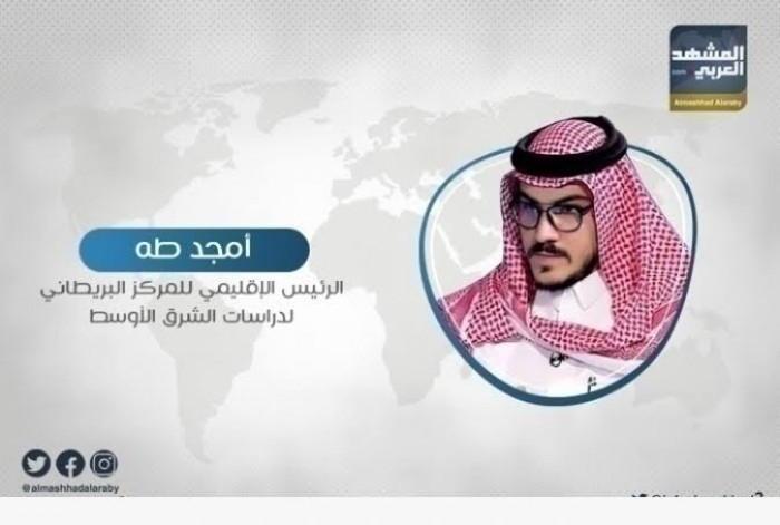 أمجد طه يُهاجم الإعلام القطري بسبب ولي العهد السعودي