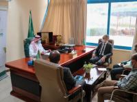 """اتفاق أممي سعودي على توسيع نطاق مواجهة """"كورونا"""" بعدن"""
