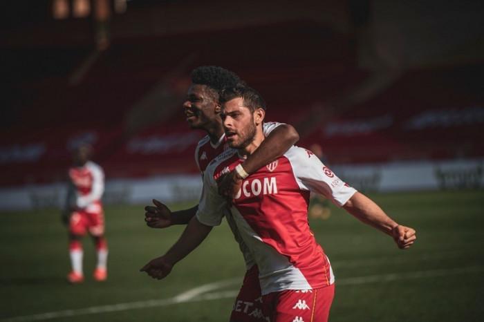 موناكو يواصل الضغط على ليون في الدوري الفرنسي بفوز ثمين أمام بريست