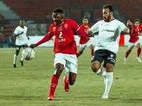 ثنائية أجايي تقود الأهلي لفوز صعب على الطلائع في الدوري