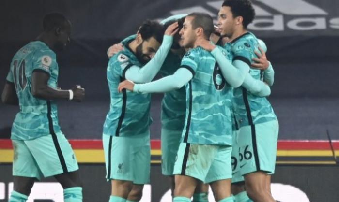 ليفربول يعود لسكة الانتصارات أمام شيفيلد بالبريميرليج