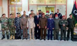 اللجنة العسكرية الليبية توافق على تأمين اجتماع مجلس النواب للمصادقة على الحكومة