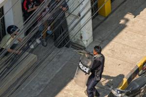مقتل 18 متظاهرًا في حملة قمع بميانمار