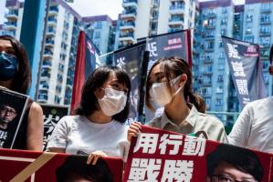 واشنطن تطالب بالإفراج عن الناشطين في هونغ كونغ