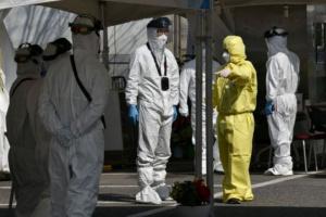 إجمالي إصابات كورونا في كوريا الجنوبية  يتخطى 90 ألف إصابة