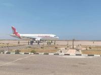 بعد تجهيزه.. مطار سقطرى يستقبل أولى الرحلات من الشارقة
