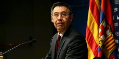القبض على رئيس برشلونة السابق