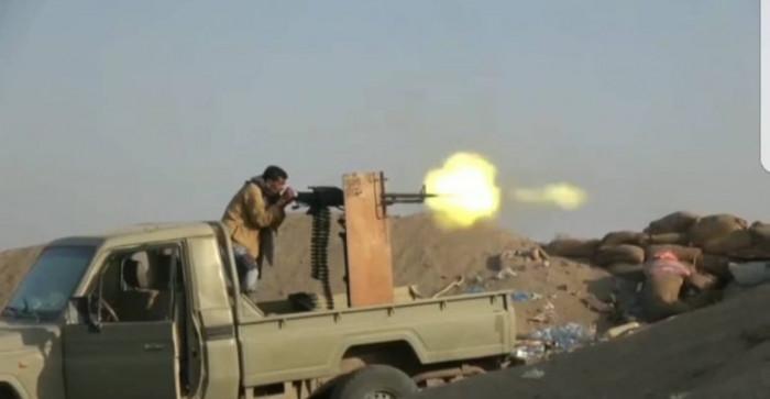 """""""المشتركة"""" تقتل عناصر حوثية هاجمت الدريهمي"""