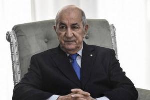 الرئيس الجزائري: مررت بحالة صحية حرجة جدا لكنها مضت
