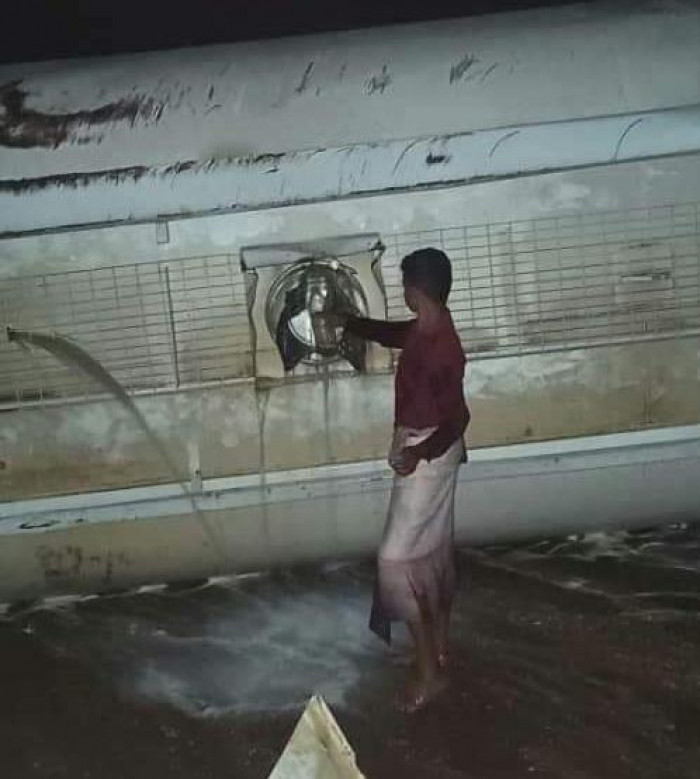 حادث مروري يغلق الطريق بين ساحل ووادي حضرموت