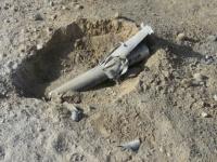 مليشيا الحوثي تقصف طور الباحة بالكاتيوشا