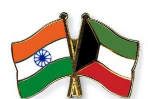 وزير الخارجية الكويتي ونظيره الهندي يبحثان مجمل العلاقات الثنائية