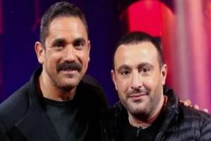 أمير كرارة يهنئ أحمد السقا بعيد ميلاده