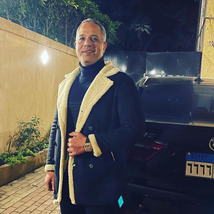"""مصطفى درويش يروج لشخصيته في """"زي البيت الوقف"""" (صورة)"""