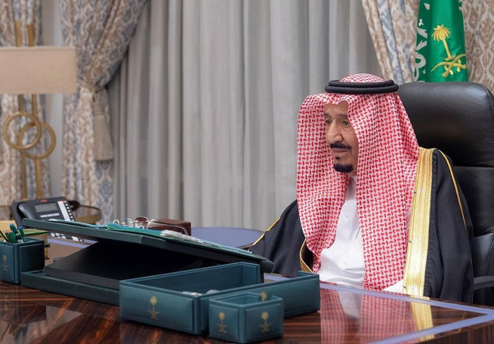"""""""الوزراء السعودي"""" يثمن تصدي """"الدفاع الجوي"""" للحوثيين"""