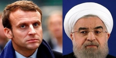 ماكرون يطالب روحاني باحترام التزاماتها في الملف النووي