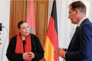 الخارجية الألمانية تستدعي السفيرة المغربية ببرلين