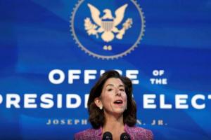 الشيوخ الأمريكي يصادق على تعيين ريموندو وزيرة للتجارة