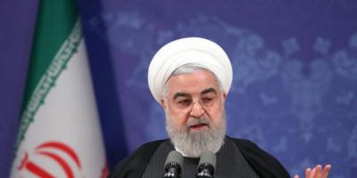 الرئيس الإيراني: تصريحات واشنطن حول العودة للاتفاق النووي ما زالت شعارات