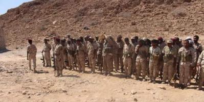 تعزيز الأمن بوادي شخاوي في الريدة وقصيعر