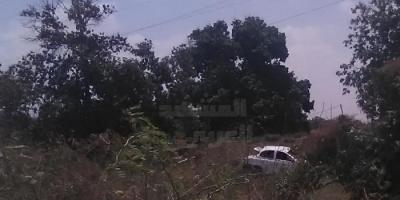 إصابة شخصين في حادث مروري بتبن