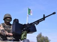 الجيش الجزائري يقبض على عنصر إرهابي ويدمر مخبأ للأسلحة