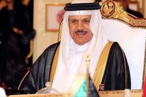 وزير الخارجية البحريني يجتمع مع سفير بريطانيا