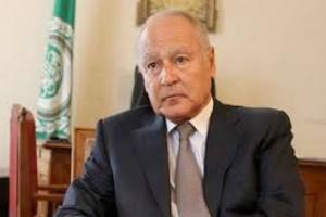 أمين عام الجامعة العربية يجتمع مع وزيرة الخارجية السودانية