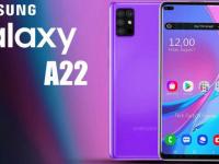 سامسونغ تخطط لإطلاق هاتف Galaxy A22 5G منخفض التكلفة