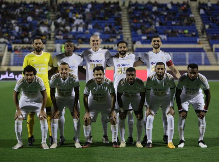 الفيصلي يتعادل مع العين في الدوري السعودي