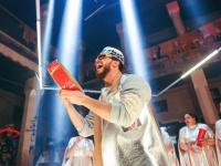"""سعد لمجرد يحتفل بوصول أغنية """"الغادي وحدو"""" 8 ملايين مشاهدة"""
