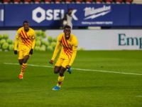 برشلونة يعود بفوز مُقنع من أوساسونا