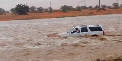 السيول الجارفة تقتل 6 أشخاص في الجزائر